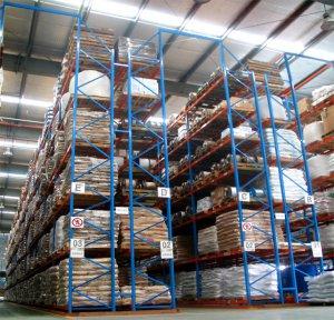 广州某某物流仓储定制重型货架